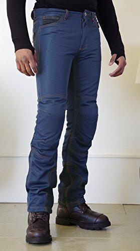 KOMINE(コミネ) WJ-740R Riding M-Jeans Indigo Blue 5XLB/46 07-740/INBL/5XLB/46【smtb-s】