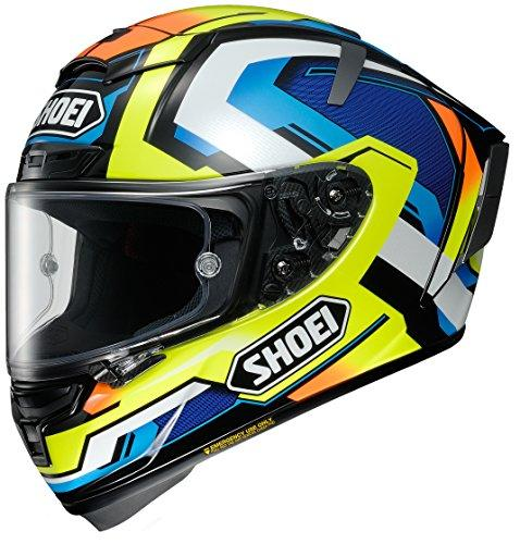 SHOEI ヘルメット X-14 BRINK TC-10 M【smtb-s】