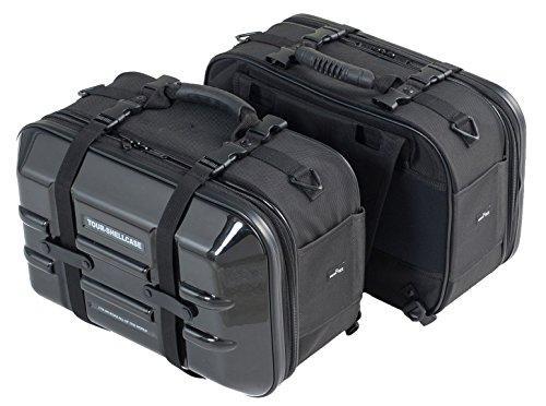 タナックス 【必ず購入前に仕様をご確認下さい】MFK-248 ツアーシェルケース2 ブラック【smtb-s】