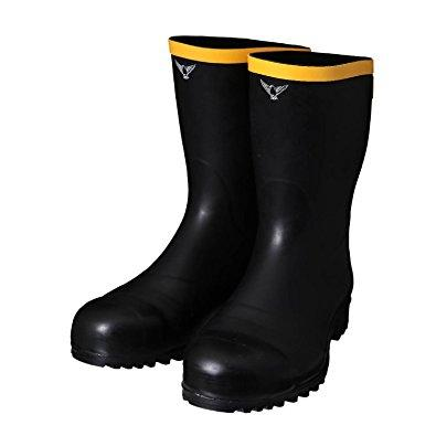SHIBATA 静電気帯電防止安全長靴AE-011 271-2684-17【smtb-s】