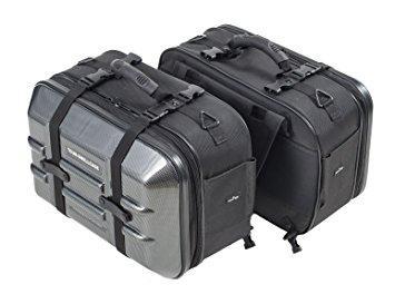 タナックス ツアーシェルケース2 【プロテクターシート(MF-4680) 2枚付き】 (カーボン柄) MFK-250A【smtb-s】