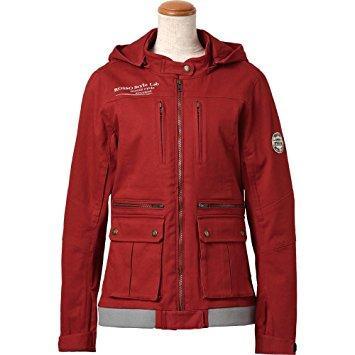 ロッソスタイルラボ(Rosso StyleLab) RossoStyleLab ROJ-70 コットンミリタリージャケット RED L【smtb-s】