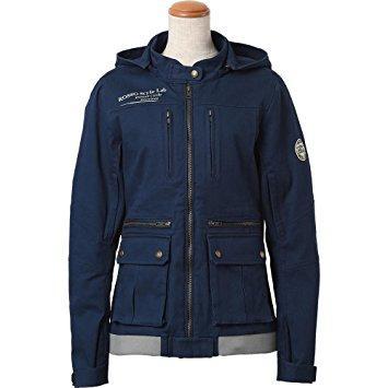 ロッソスタイルラボ(Rosso StyleLab) RossoStyleLab ROJ-70 コットンミリタリージャケット BLUE L【smtb-s】
