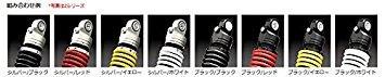 PMC(ピーエムシー) バイク用サスペンション YSS ツインショックモデル Sports Line G-Series 362 350mm ゼファー1100 シルバー/ブラック 116-9110700【smtb-s】