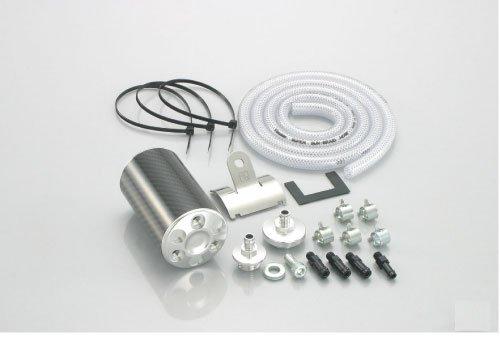 キタコ 616-1083210 カーボンキャッチタンク(X)SIL モンキー