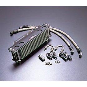 EARLS/14051110B OILクーラーKIT ストレート #6 9-10R BLK仕様 CB900F/CB1100F【smtb-s】
