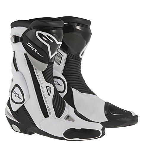 alpinestars(アルパインスターズ) 【必ず購入前に仕様をご確認下さい】SMX PLUS ブーツ BK WHT 39