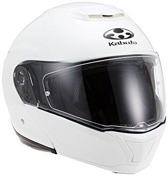 OGK 【必ず購入前に仕様をご確認下さい】IBUKI パールホワイト XL【smtb-s】