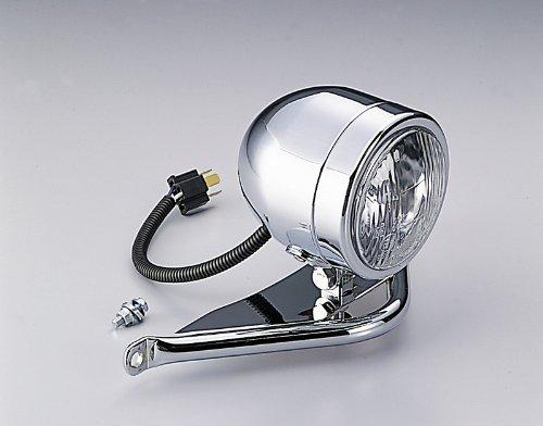 ハリケーン HA5731 4インチ ブレットライトkit クロームメッキ FTR223.CB223S