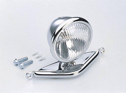 ハリケーン HA5609 4.5ベーツタイプヘッドライトkit クロームメッキ エイプ50/100/typeD【smtb-s】