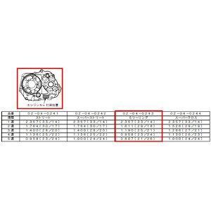 SP武川 【必ず購入前に仕様をご確認下さい】クロスミッションキット S-T EG・COMPヨウ (02-04-0243)【smtb-s】