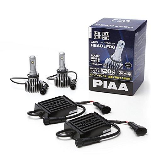 PIAA (ピア) PIAA LEDヘッドFレスH8-16  LEH112【smtb-s】