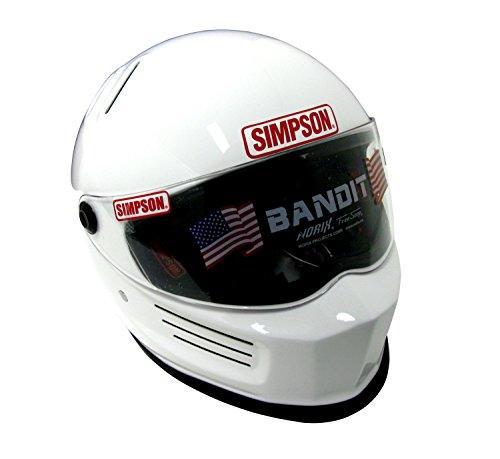 シンプソン(SIMPSON) SIMPSON BANDIT WHT 62【smtb-s】