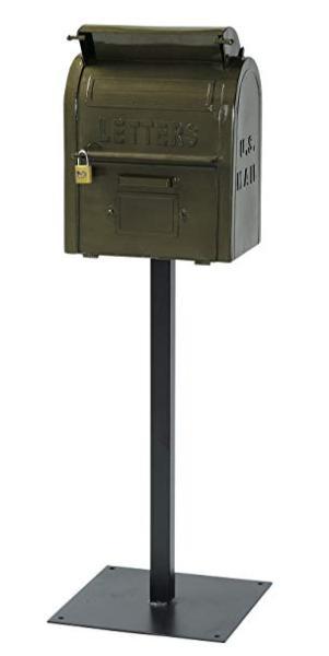 セトクラフト U.S. MAIL BOX グリーン【smtb-s】