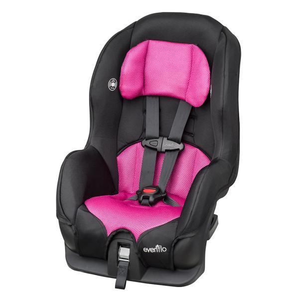 【evenflo】乳幼児兼用チャイルドシートトリビュート LX 38111010(アビゲイル)【smtb-s】