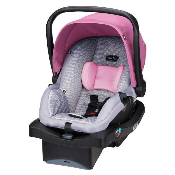 【evenflo】乳児用チャイルドシートライトマックス 30512041(アザレア)【smtb-s】