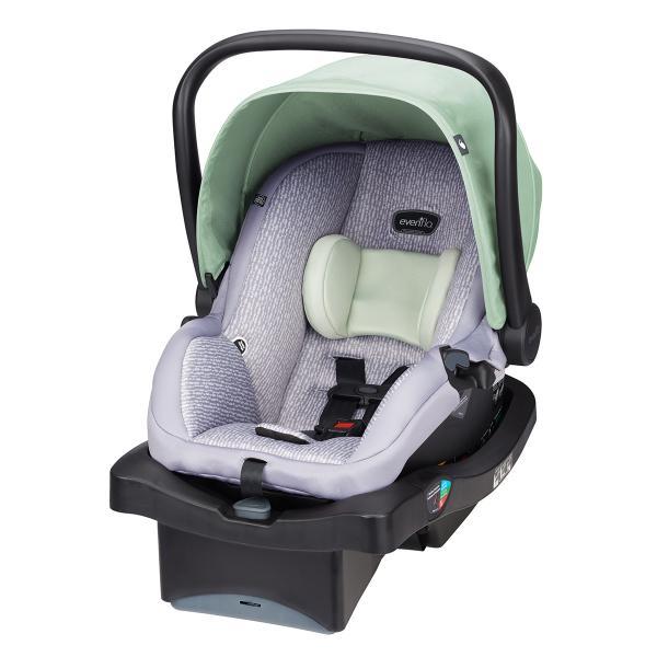 【evenflo】乳児用チャイルドシートライトマックス 30512061(バンブー・リーフ)【smtb-s】