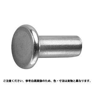 サンコーインダストリー 薄平リベット 2 X 6【smtb-s】