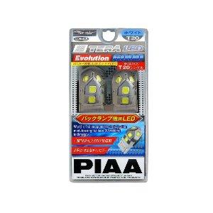 PIAA (ピア) PIAA ( ピア ) チョウTERA EVO ホワイト T20シングル LED ( H-543 )【smtb-s】