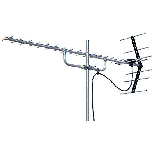 マスプロ UHFアンテナ 高性能型 U206【smtb-s】