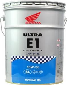 Honda(ホンダ) 【必ず購入前に仕様をご確認下さい】ウルトラ E1 SL 10W-30 20L SL【smtb-s】