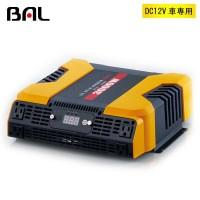 バル(BAL) BAL DC/AC インバーター 3000W 2809 (1054070)【smtb-s】