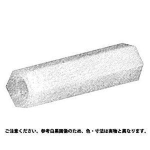 サンコーインダストリー ジュラコンPOM六角両雄ねじスペーサーAS 2010【smtb-s】