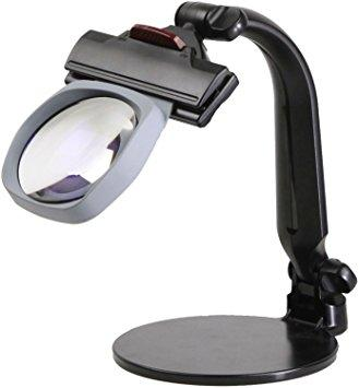 テラサキ スタンド型ルーペ ビッグアイシリーズ 3.0倍 レンズサイズφ100mm BE-S3-MA3NC1-2564-041-2564-06【smtb-s】