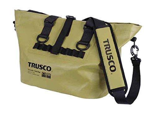トラスコ中山(TRUSCO) TRUSCO 防水ターポリントートバッグ Lサイズ OD TTBLOD【smtb-s】