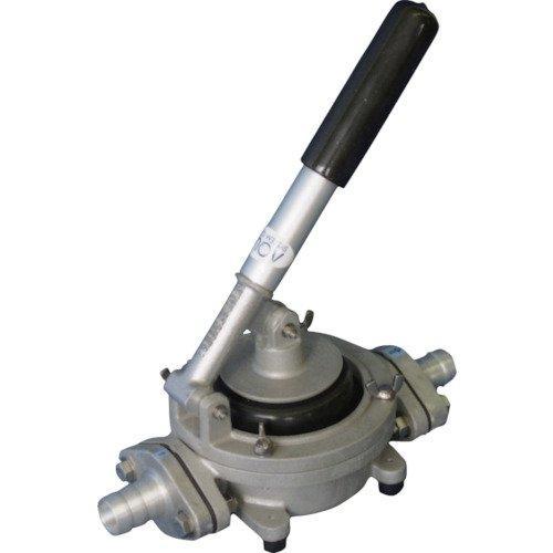 HDO20ALBアクアシステム ハンドダイヤフラムポンプ オイル 水 泥水(移送・非常用)8282693【smtb-s】
