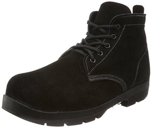 HI22BKT240シモン 耐熱安全編上靴HI22黒床耐熱 24.0cm8554804【smtb-s】