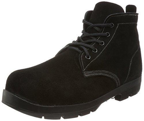 HI22BKT245シモン 耐熱安全編上靴HI22黒床耐熱 24.5cm8554805【smtb-s】