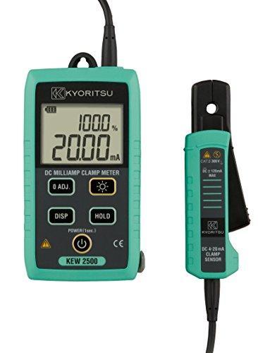 共立電気計器 KEW2500KYORITSU DCミリアンペアクランプメータ7866313【smtb-s】
