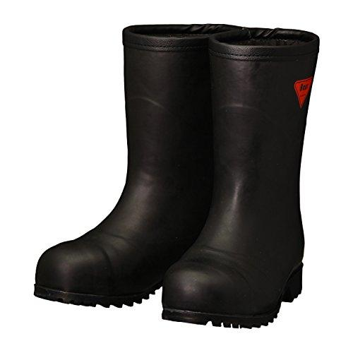 AC12126.0SHIBATA 防寒安全長靴 セーフティベアー#1011白熊(フード無し)8569217【smtb-s】
