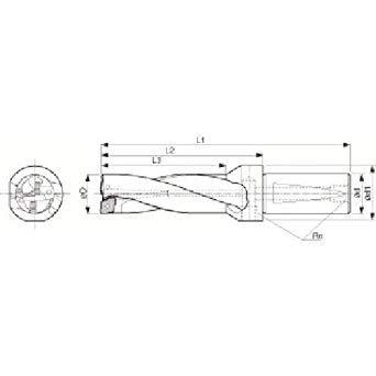 S32DRZ319310京セラ ドリル用ホルダ1423428【smtb-s】