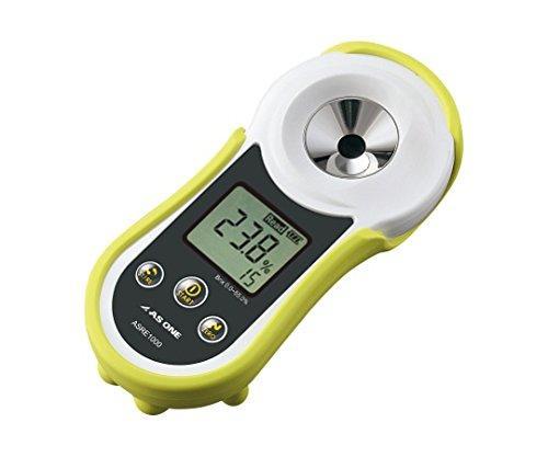 アズワン コンパクト糖度計(データ保持機能付)1個3-6449-01【smtb-s】