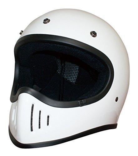 ダムトラックス(DAMMTRAX) ヘルメット BLASTER-カイ WHITE M【smtb-s】