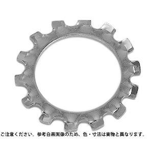 サンコーインダストリー 歯付座金(外歯形) M3【smtb-s】