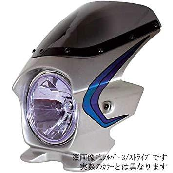 N PROJECT 21071 BLUSTERII XJR1300 シルバーメタリック1【smtb-s】