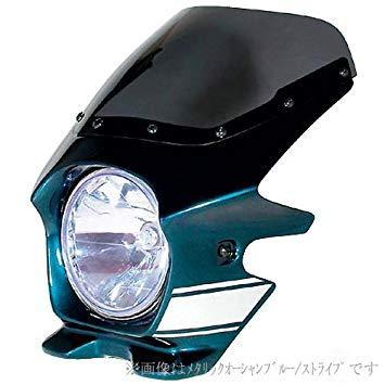 N PROJECT 21206 BLUSTERII ZEPHYR1100 メタリックオーシャンブルー【smtb-s】