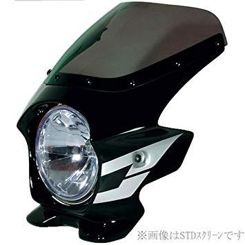 N PROJECT 93128 BLUSTERII CB400SF H-VIII ブラック (WING) エアロ【smtb-s】