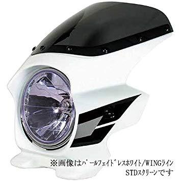 N PROJECT 93132 BLUSTERII CB400SF H-VIII PサンビームWH ( エアロ )【smtb-s】