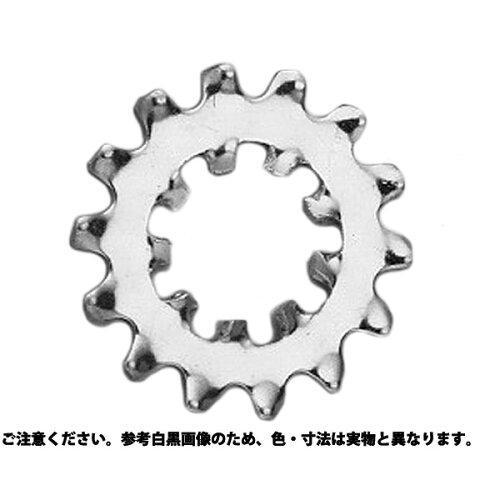サンコーインダストリー 歯付座金(内外歯形) M8【smtb-s】