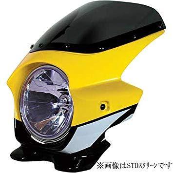 N PROJECT 90005 BLUSTERII XJR1300 レデッシュYW (03ストロボ) エアロ【smtb-s】