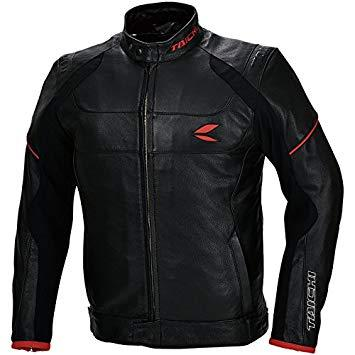 RSタイチ(RSTAICHI) 【必ず購入前に仕様をご確認下さい】RSJ705 ASジャケット BLACK/RED-L【smtb-s】