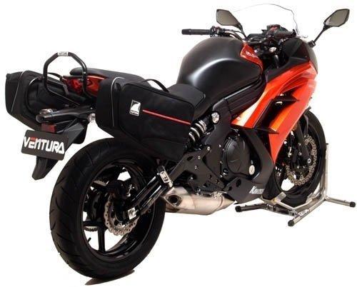 N PROJECT 【必ず購入前に仕様をご確認下さい】PSKA002B VENTURA パニアサポート Ninja650【smtb-s】