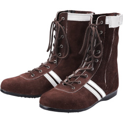 青木産業 WAZAF224.0青木安全靴 WAZA-F-2 24.0cm8559206【smtb-s】