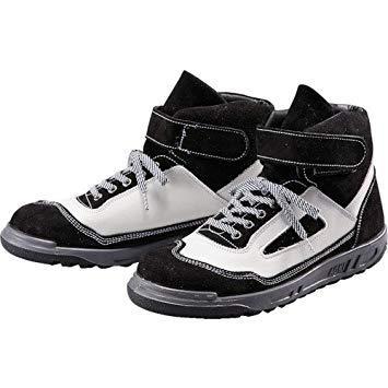 青木産業 ZR21BW24.5青木安全靴 ZR-21BW 24.5cm8559157【smtb-s】
