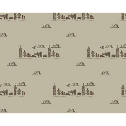 デジタルプリント壁紙 ヴィンテージv003 460mm×20m【smtb-s】