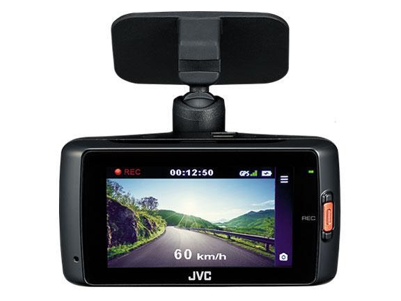 JVCケンウッド GCDR1 ドライブレコーダー GC-DR1 [一体型 /GPS対応]【smtb-s】